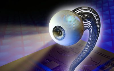 Bionic Eye with Gallium Nerves